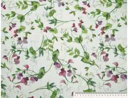 Half Linen 3458/1 Vicia L1300 DP HOME DECOR FABRICS