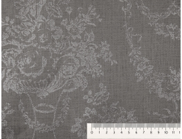 Linen 6218/3 Rocaille L491 HOME DECOR FABRICS
