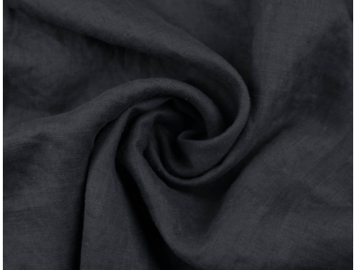 Linen 1965 dark blue L1301 SW HOME DECOR FABRICS