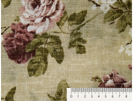 Linen 2323/1 Roberta L1520 HOME DECOR FABRICS