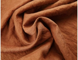 Linen 1492a Rust L491 SW HOME DECOR FABRICS